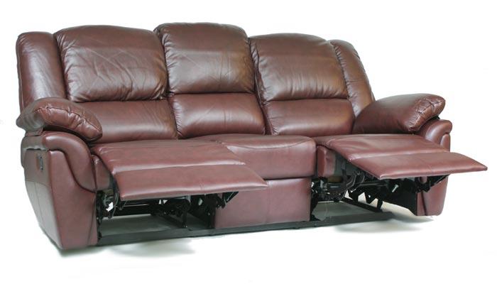 диван кожаный с реклайнером диваны с функцией реклайнер киев купить