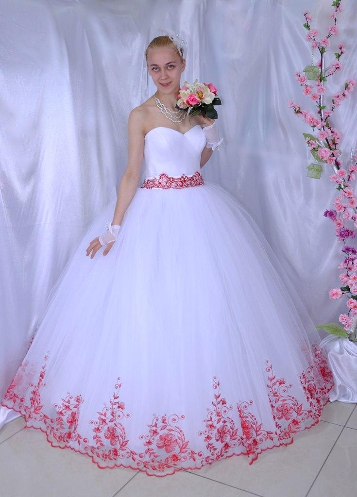 Платья в украинском стиле Вечерние платья