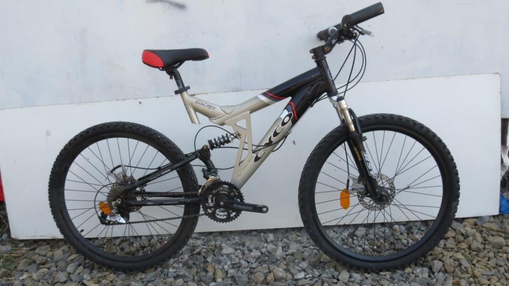 БУ Велосипед Cyco MTB Full Suspension