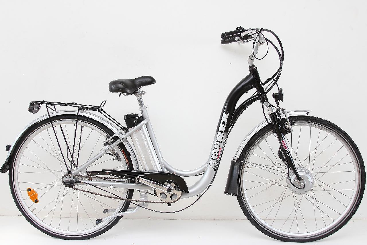БУ электровелосипед Alu-Rex Intelligent Bicycles