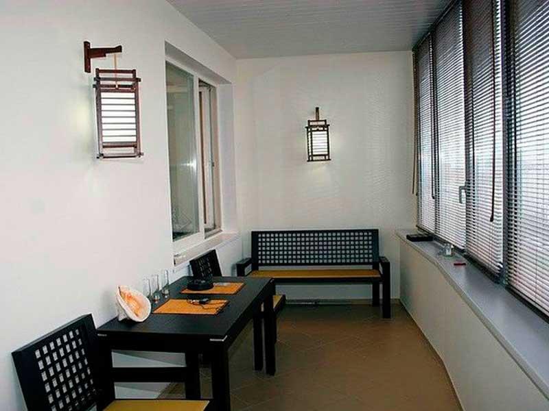 Расширение и остекление балконов и лоджий под ключ ( услуги .