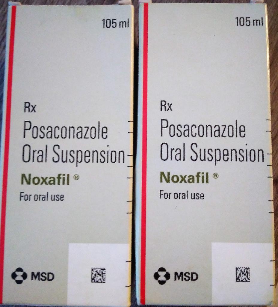 5f7fc98c28c4d Продам Позаканазол (Ноксафил) Pozaconazole 105 мл/ 40 мг ( продам ...