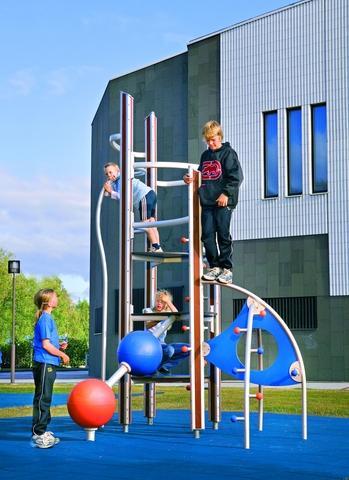 Игровые комплексы для детей Детские комплексы от ведущего европейского производителя Lappset Финляндия Финское