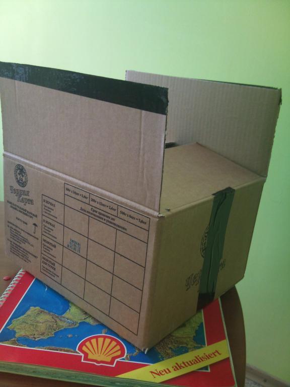 продажа банановых картонных коробок