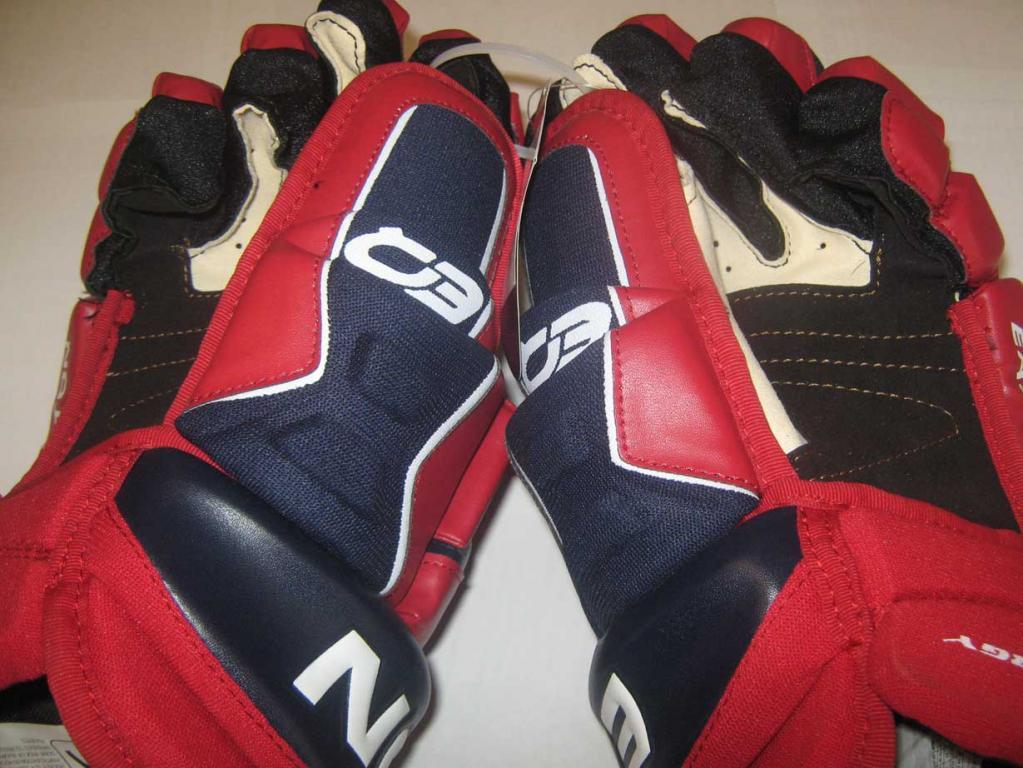 Перчатки краги 5