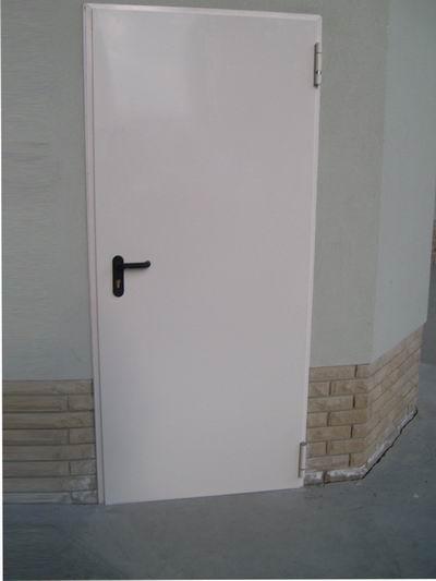 технические металлические двери чехов